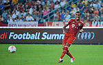 Luiz Gustavo of Bayern Munich in action during a friendly match against VfL Wolfsburg as part of the Audi Football Summit 2012 on July 26, 2012 at the Guangdong Olympic Sports Center in Guangzhou, China. Photo by Victor Fraile / The Power of Sport Images