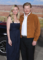 "WESTWOOD, CA - OCT 7:  Kirsten Dunst and Jesse Plemons at the premiere Of Netflix's ""El Camino: A Breaking Bad Movie"" at the Regency Village Theatre on October 7 , 2019 in Westwood, California. (Photo by Xavier Collin/PictureGroup)"