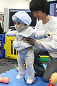 Robot Baby Teaches Parenting Skills
