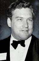 1982 FILE PHOTO - ARCHIVES -<br /> <br /> 1982 FILE -<br /> <br /> Financier Conrad Black<br /> <br /> PHOTO :  Bull, Ron<br /> <br /> PHOTO : Ron BULL - Toronto Star Archives - AQP