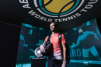 Rotterdam, The Netherlands, 14 Februari 2019, ABNAMRO World Tennis Tournament, Ahoy, Daniil Medvedev (RUS),<br /> Photo: www.tennisimages.com/Henk Koster
