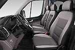 Front seat view of 2015 Hyundai H350 Travel Plus Pack 4 Door Cargo Van 2WD Front Seat  car photos