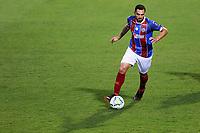 16th November 2020; Couto Pereira Stadium, Curitiba, Brazil; Brazilian Serie A, Coritiba versus Bahia; Gilberto of Bahia