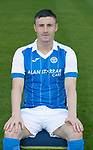 St Johnstone FC Season 2017-18 Photocall<br />Michael O'Halloran<br />Picture by Graeme Hart.<br />Copyright Perthshire Picture Agency<br />Tel: 01738 623350  Mobile: 07990 594431