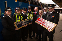 East Midlands Trains Fire and Police Train naming