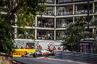 23rd May 2021; Principality of Monaco; F1 Grand Prix of Monaco,   Race Day;  07 RAIKKONEN Kimi fin, Alfa Romeo Racing ORLEN C41
