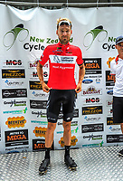 Hayden McCormick (NZ), most agressive rider, stage one. Stage One of the 2018 NZ Cycle Classic UCI Oceania Tour in Wairarapa, New Zealand on Wednesday, 17 January 2018. Photo: Dave Lintott / lintottphoto.co.nz