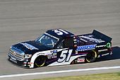 #51: Brandon Jones, Kyle Busch Motorsports, Barracuda Pumps/Menards Toyota Tundra