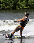September 13, 2014:  Scenes from the WWA Wakeboard World Championships at Mills Pond Park in Fort Lauderdale, FL.  Men's  Professional Wakeboarder Dean Smith AUS. Liz Lamont/ESW/CSM