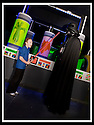 03/05/2009  Copyright  Pic : James Stewart.39_the_buzz.**** FREE FIRST USE WHEN USED IN RELATION TO  OPENING OF THE BUZZ ****.THE UK'S LARGEST SOFT PLAY AND LASER QUEST ARENA OPENS IN FALKIRK...... .ELLINS COLLINS (8)  WITH DARTH VADER.....For more information contact Jonathan Kennedy or Alison Jack at Wave PR on 0141 303 8390 / 07803 137262..James Stewart Photography 19 Carronlea Drive, Falkirk. FK2 8DN      Vat Reg No. 607 6932 25.Telephone      : +44 (0)1324 570291 .Mobile              : +44 (0)7721 416997.E-mail  :  jim@jspa.co.uk.If you require further information then contact Jim Stewart on any of the numbers above.........