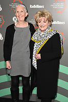 """Ann Cleeves and Brenda Blethyn<br /> at the """"Vera"""" photocall as part of the BFI & Radio Times Television Festival 2019 at BFI Southbank, London<br /> <br /> ©Ash Knotek  D3494  13/04/2019"""
