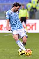 Marco Parolo Lazio.<br /> Roma 22-11-2015 Stadio Olimpico, Football Calcio 2015/2016 Serie A Lazio - Palermo. Foto Antonietta Baldassarre / Insidefoto
