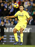Villarreal CF's Rodri Hernandez during La Liga match. December 3,2016. (ALTERPHOTOS/Acero)