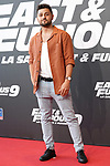 Spanish singer Rubentonces during the photocall for the 'Fast & Furious 9' Madrid Premiere. June 17, 2021. (ALTERPHOTOS/Acero)