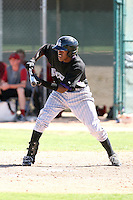 Delta Cleary - Colorado Rockies - 2010 Instructional League.Photo by:  Bill Mitchell/Four Seam Images..