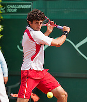 11-07-12, Netherlands, Den Haag, Tennis, ITS, HealthCity Open,  Philipp Oswald