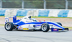 Martin Rump of Estonia and Cebu Pacific Air by KCMG drives during Formula Masters China Series as part of the 2015 Pan Delta Super Racing Festival at Zhuhai International Circuit on September 18, 2015 in Zhuhai, China.  Photo by Moses Ng/ Power Sport Images