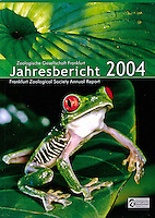 ZGF Annual Report, Frankfurt Zoological Society