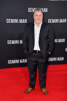 "LOS ANGELES, USA. October 07, 2019: Guy Williams at the premiere of ""Gemini Man"" at the TCL Chinese Theatre, Hollywood.<br /> Picture: Paul Smith/Featureflash"