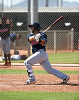 Mike Rivera - Cleveland Indians 2019 spring training (Bill Mitchell)