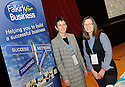 Delegates at the Falkirk Business Panel Update Event 2012, Falkirk Town Hall..