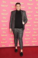 David Potts<br /> arriving for the ITV Palooza at the Royal Festival Hall, London.<br /> <br /> ©Ash Knotek  D3532 12/11/2019