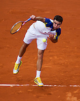 02-06-13, Tennis, France, Paris, Roland Garros,  Gilles Simon