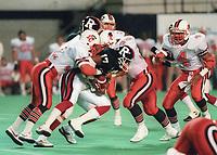 BC Lions-1987-Photo:Scott Grant