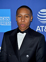 PALM SPRINGS03, 2020: Lena Waithe at the 2020 Palm Springs International Film Festival Film Awards Gala.<br /> Picture: Paul Smith/Featureflash