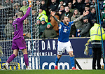 St Johnstone v Celtic…..01.03.20   McDiarmid Park   Scottish Cup Quarter Final<br />Stevie May appeals for a corner<br />Picture by Graeme Hart.<br />Copyright Perthshire Picture Agency<br />Tel: 01738 623350  Mobile: 07990 594431