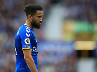 25th September 2021; Goodison Park, Liverpool, England; Premier League football, Everton versus Norwich; Andros Townsend of Everton