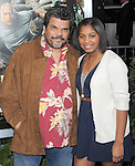 Luis Guzman and daughter at Warner Bros. L.A. Premiere of JOURNEY 2 The Mysterious Island held at The Grauman's Chinese Theatre in Hollywood, California on February 02,2012                                                                               © 2012 Hollywood Press Agency