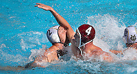 Stanford, CA; Saturday October 4, 2014; Men's Water Polo, Stanford vs UC Irvine.