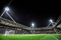 A general view of the Deepdale, home of Preston North End<br /> <br /> Photographer Dave Howarth/CameraSport<br /> <br /> The Carabao Cup Third Round - Preston North End v Manchester City - Tuesday 24th September 2019 - Deepdale Stadium - Preston<br />  <br /> World Copyright © 2019 CameraSport. All rights reserved. 43 Linden Ave. Countesthorpe. Leicester. England. LE8 5PG - Tel: +44 (0) 116 277 4147 - admin@camerasport.com - www.camerasport.com