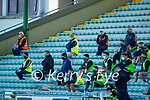 Kerry Substitutes during the Allianz Football League Division 1 Round 7 match between Kerry and Donegal at Austin Stack Park in Tralee on Saturday.