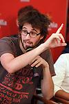 Dani de la Orden. Barcelona nit d'estiu - Presentation of the movie in Barcelona.