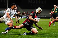 210327 France Top 14 Rugby - Lyon v Toulon
