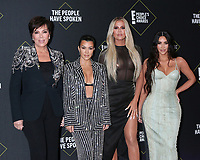 2019 Peoples Choice Awards Kardashians