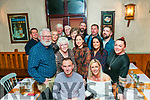 Toireasa Ferris, seated Rt, celebrated her retirement from politics with family and friends in Kate Browne's, Ardfert, last Saturday night.