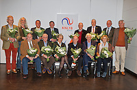 December 18, 2014, Rotterdam, Topsport Centrum, Lotto NK Tennis, KNLTB Ledenraad<br /> Photo: Tennisimages/Henk Koster
