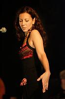 Montreal (Qc) CANADA, Novembre 5, 2007-<br /> BIA perform at TRAINZ show during the Coups de Coeur Francophones 2007 - Montreal.<br /> <br /> photo (c)  Images Distribution