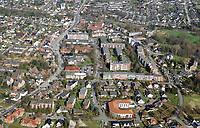 Oststeinbek Ortszentrumt: EUROPA, DEUTSCHLAND, SCHLESWIG- HOLSTEIN, OSTSTEINBEK, (GERMANY), 08.04.2018: Oststeinbek Ortszentrum