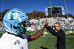 Tulane football tops Army, 42-33,  at Michie Stadium on the campus of the U.S. Military Academy at West Point, NY and improves their record to 4-1.