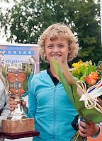 8-8-09, Asten,NJK, Elise Moeyes winnaar meisjes 12 jaar