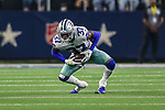 Dallas Cowboys defensive back Donovan Wilson (37) in action during the pre-season game between the Tampa Bay Buccaneers and the Dallas Cowboys at the AT & T Stadium in Arlington, Texas.