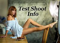 Model/Actor Test Shoot Info