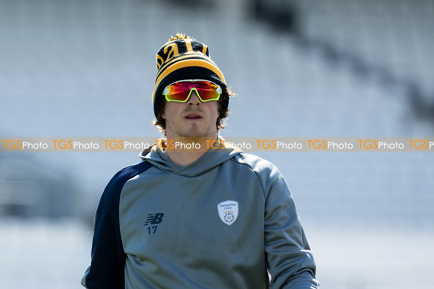 Sam Northeast of Hampshire CCC during Surrey CCC vs Hampshire CCC, LV Insurance County Championship Group 2 Cricket at the Kia Oval on 1st May 2021