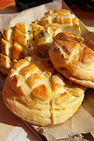Lepeny (Lepény) or pojåcsza  - Hungarian bread snacks
