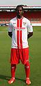 Roarie Deacon of Stevenage<br />   Stevenage FC Team Photoshoot - Lamex Stadium, Stevenage - 16th July, 2013<br />  © Kevin Coleman 2013