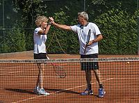 Etten-Leur, The Netherlands, August 27, 2016,  TC Etten, NVK, Mixed Double<br /> Photo: Tennisimages/Henk Koster